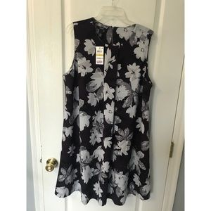 Alfani knee length dress